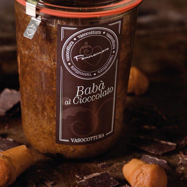 baba cioccolato pannamore vasto