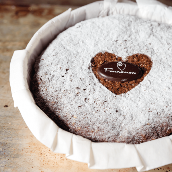 torta caprese pannamore