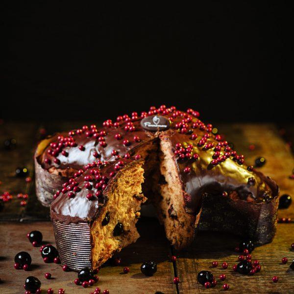 colomba pasquale pannamore fondente amarene