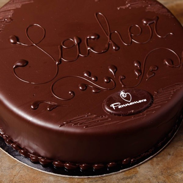 torta sacher pannamore