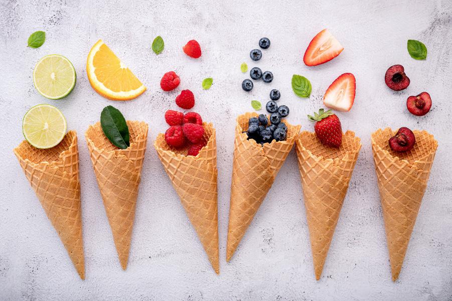 Dieta e gelato